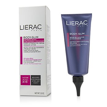 Lierac Body-Slim Express Body-Contouring Program Super-Activated Gel Serum  100ml/3.5oz