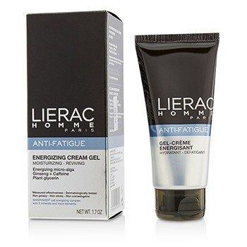 Lierac Homme Anti-Fatigue Energizing Cream Gel  50ml/1.7oz