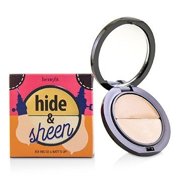 Benefit Hide & Sheen Concealer & Highlighter Duo  2x1.4g/0.04oz