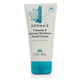 Derma E Crema de Manos Hidratación Intensa de Vitamina E Terapéutica  56g/2oz