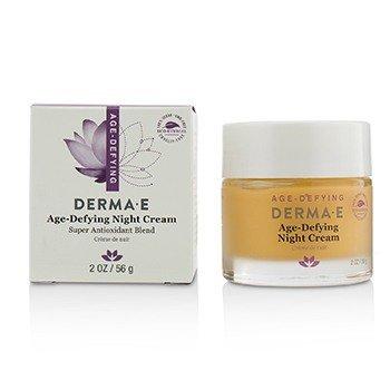 Derma E Age-Defying Night Cream  56g/2oz