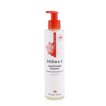 Derma E Anti-Wrinkle Cleanser  175ml/6oz