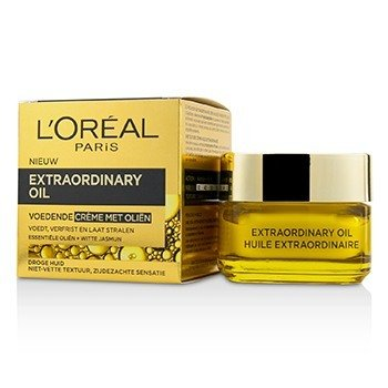 L'Oreal كريم زيتي مغذي Extraordinary Oil  50ml/1.7oz