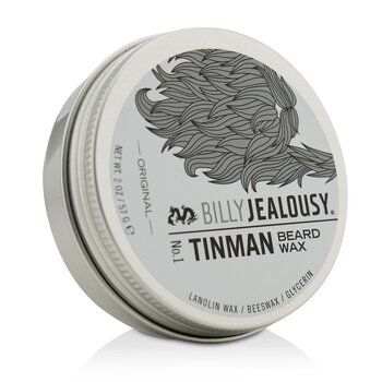 Billy Jealousy Tin Man No. 1 Beard Wax  57g/2oz