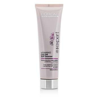 ロレアル Professionnel Expert Serie - Vitamino Color Soft Cleanser Color Radiance Protection + Perfecting Soft Shampoo  150ml/5oz