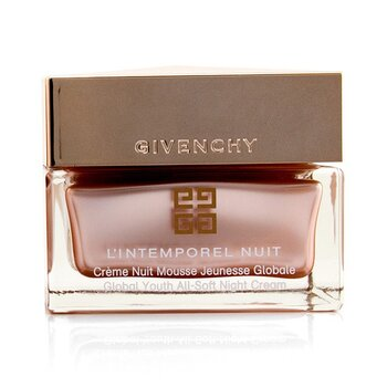 Givenchy كريم ليلي لتنعيم البشرة L'Intemporel Global Youth  50ml/1.7