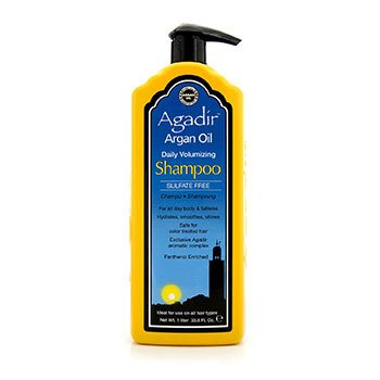 Agadir Argan Oil Daily Volumizing Sulfate Free Shampoo (All Hair Types)  1000ml/33.8oz
