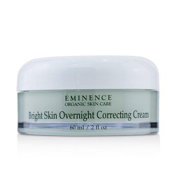 Eminence Bright Skin Crema Correctora Para la Noche - Normal to Piel Seca  60ml/2oz