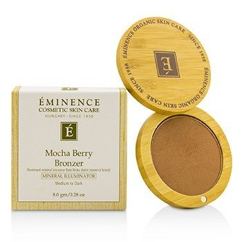 Eminence Bronzer Mineral Illuminator - # Mocha Berry (Medium to Dark)  8g/0.28oz