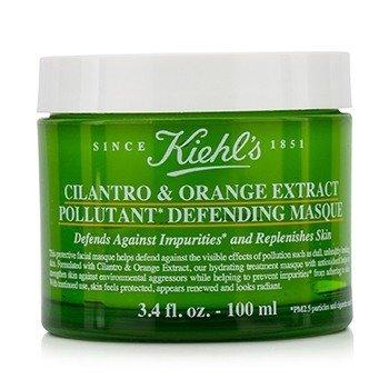 Kiehl's Cilantro & Orange Extract Pollutant Defending Masque  100ml/3.3oz
