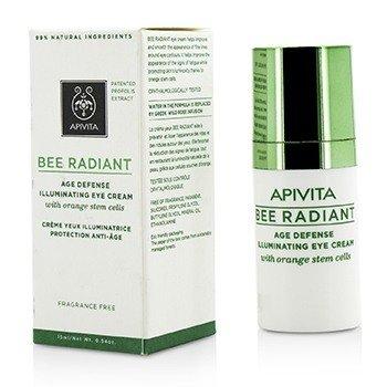 Apivita Bee Radiant Age Defense Crema de Ojos Iluminante (Fecha Vto.: 06/2018)  15ml/0.54oz