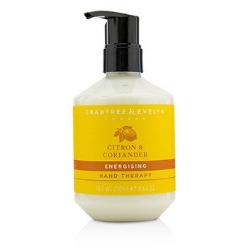Crabtree & Evelyn Citron & Coriander Energising Hand Therapy  250ml/8.64oz