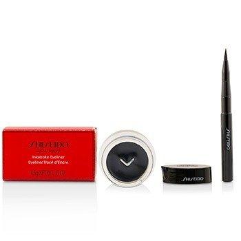 Shiseido Inkstroke Eyeliner - #GY902 Empitsu Gray  4.5g/0.15oz
