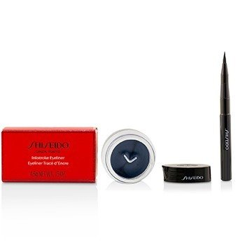 Shiseido Inkstroke Eyeliner - #BL603 Kon-ai Blue  4.5g/0.15oz