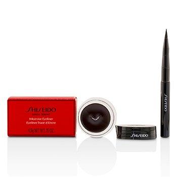 Shiseido Inkstroke Eyeliner - #BR606 Kuromitsu Brown  4.5g/0.15oz