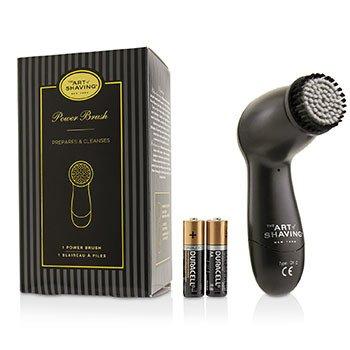 The Art Of Shaving Power Brush - Prepares & Cleanses  1pc