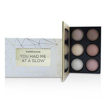 ベアミネラル You Had Me At A Glow Dimensional Powder Palette  6x1.6g/0.05oz