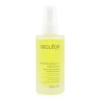 Decleor Aromessence Magnolia Youthful Oil Serum - Salon Size  50ml/1.6oz