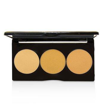 スマッシュボックス Casey Holmes Spotlight Palette - Gold  8.61g/0.3oz