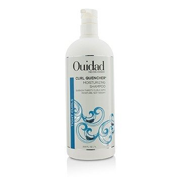 Ouidad Curl Quencher Moisturizing Shampoo (Tight Curls)  1000ml/33.8oz