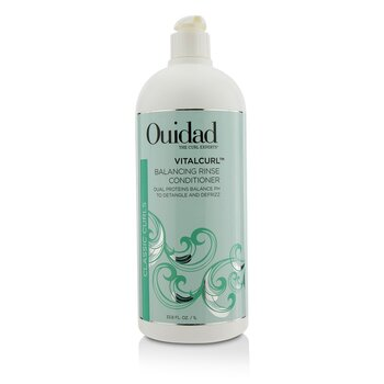 Ouidad VitalCurl Balancing Rinse Conditioner (Classic Curls)  1000ml/33.8oz