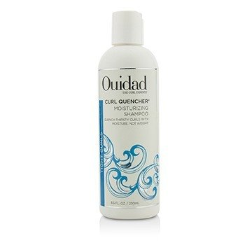 Ouidad Curl Quencher Moisturizing Shampoo (Tight Curls)  250ml/8.5oz