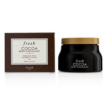 Fresh Cocoa Body Exfoliant  240g/8oz