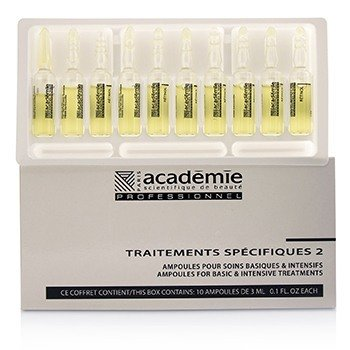 Academie Specific Treatments 2 Ampoules Retinol - Salon Product  10x3ml/0.1oz