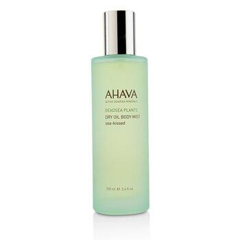 Ahava Deadsea Plants Dry Oil Body Mist - Sea-Kissed  100ml/3.4oz