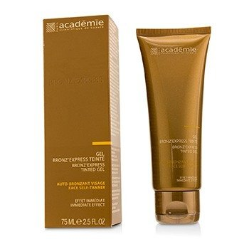Academie Bronz' Express Face Self-Tanner Tinted Gel  75ml/2.5oz