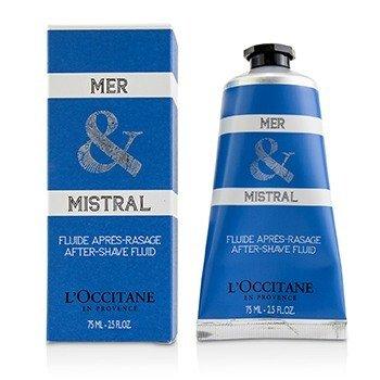 L'Occitane Mer & Mistral After-Shave Fluid  75ml/2.5oz