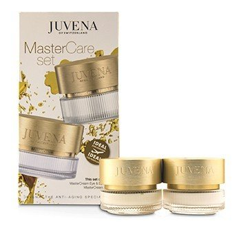 Juvena Set MasterCare: MasterCream Ojos & Labios 20ml + MasterCream 20ml  2pcs