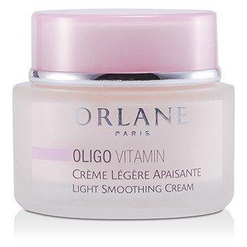 Orlane Oligo Vitamin Light Smoothing Cream (Sensitive Skin) (Unboxed)  50ml/1.7oz