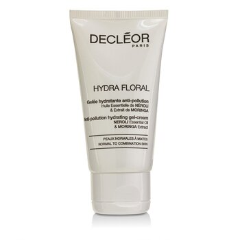 思妍丽  Hydra Floral Neroli & Moringa Anti-Pollution Hydrating Gel-Cream - Normal to Combination Skin (Salon Product)  50ml/1.7oz
