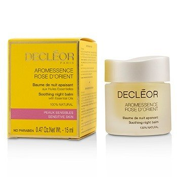 Decleor Aromessence Rose D'Orient Soothing Night Balm - Sensitive Skin  15ml/0.47oz