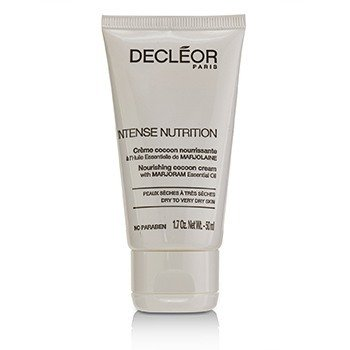 Decleor Intense Nutrition Marjoram Nourishing Cocoon Cream - Dry to Very Dry Skin (Salon Product)  50ml/1.7oz