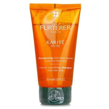 ルネ フルトレール Karite Nutri Nourishing Ritual Intense Nourishing Shampoo (Very Dry Hair)  150ml/5oz