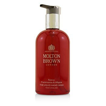 Molton Brown Festive Frankincense & Allspice Fine Liquid Hand Wash  300ml/10oz