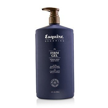 Esquire Grooming The Firm Gel (Strong Hold, High Shine)  739ml/25oz