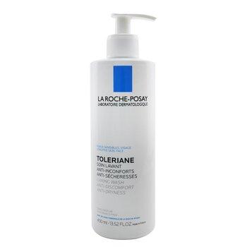 La Roche Posay Toleriane Limpiador Hidratante Suave (Para Piel Normal a Seca)  400ml/13.52oz