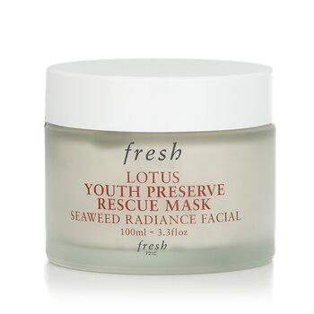 פרש Lotus Youth Preserve Rescue Mask  100ml/3.3oz