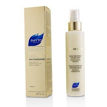 Phyto Phytokeratine Repairing Thermal Protectant Spray (Weakened, Damaged Hair)  150ml/5.07oz