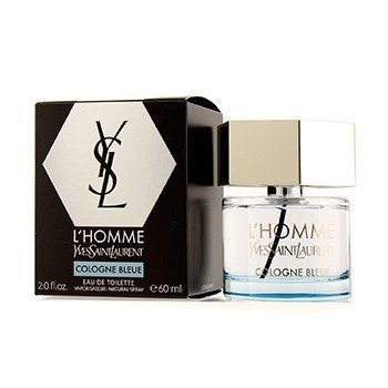 Yves Saint Laurent L'Homme Cologne Bleue Eau De Toilette Spray   60ml/2oz