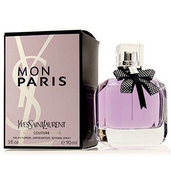 Yves Saint Laurent Mon Paris Couture Eau De Parfum Spray  90ml/3oz