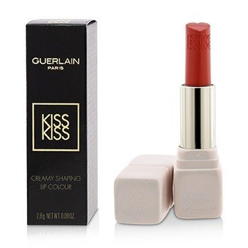 Guerlain KissKiss Color de Labios Moldeador Cremoso (KissKiss LoveLove) - # 574 Orange  3.5g/0.12oz
