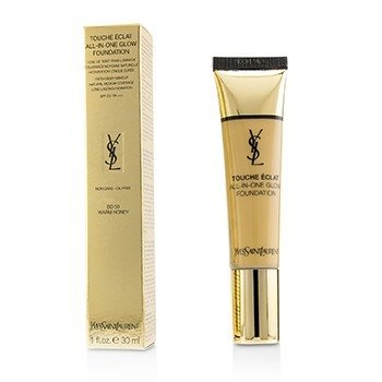 Yves Saint Laurent Touche Eclat All In One Glow Base SPF 23 - # BD50 Warm Honey  30ml/1oz
