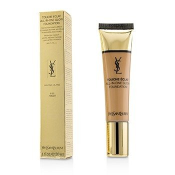 Yves Saint Laurent Touche Eclat All In One Glow Base SPF 23 - # B60 Amber  30ml/1oz