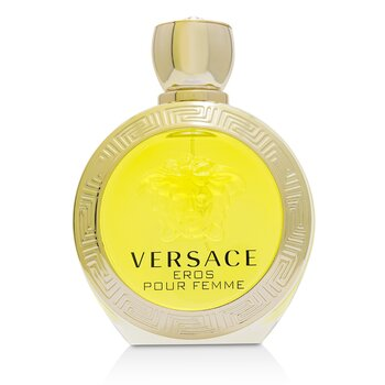 Versace Eros Eau De Toilette Spray  100ml/3.3oz