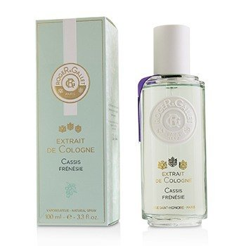 Roger & Gallet Extrait De Cologne Cassis Frenesie Spray  100ml/3.3oz