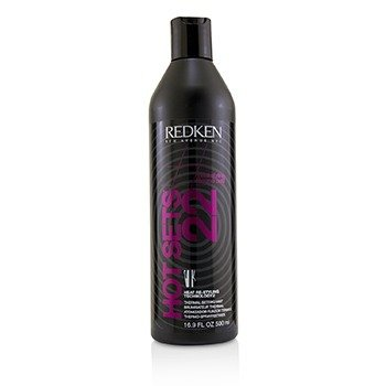 Redken Heat Styling Hot Sets 22 Thermal Setting Mist  500ml/16.9oz